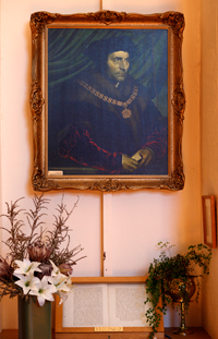 Painting of St Thomas More